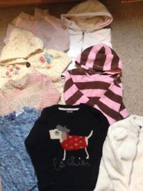 Large modern bundle of girls clothes 5/6 years ( mainly Next)