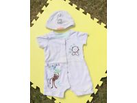 3-6 month boy summer clothes