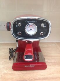 Silvercrest Espresso Coffee Machine