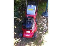 Briggs & Stratton petrol mower & power trim 500xt flymo