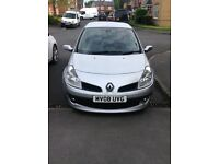 Renault Clio 1.2 dynamite 08 plate