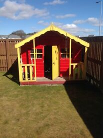 Child's Wendy house