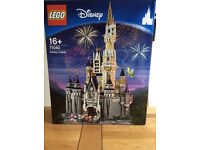 Lego 71040 Disney princess castle. Not available till September first stock in hand ready to collect