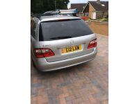Mercedes E320CDI Estate 2005 Auto Silver