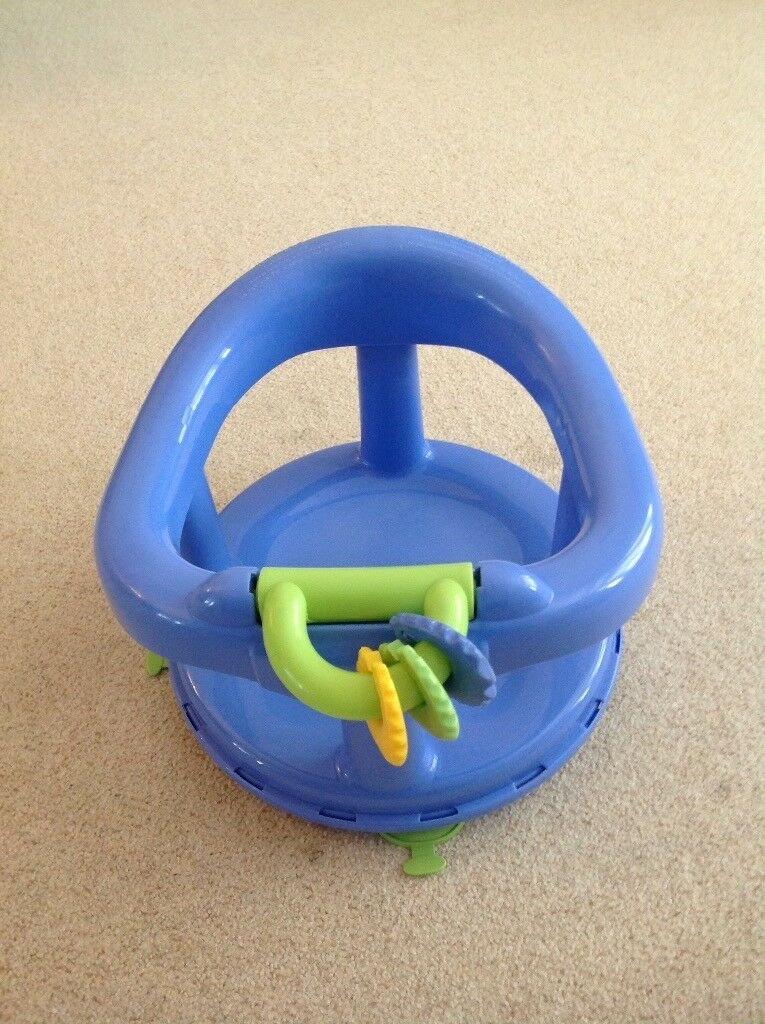 Baby/Toddler Swivel Bath Seat | in Prestwick, South Ayrshire | Gumtree