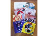 "45 RPM 7"" Vinyl - Novelty Singles"