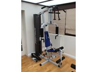 Proteus 200lb Multigym, as new.
