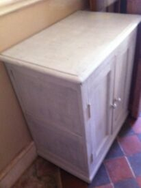 french shabby chic cupboard