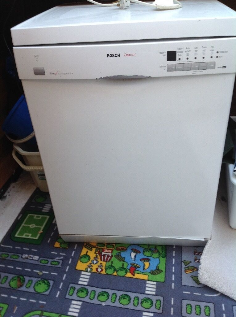 BOSCH EXXCEL DISHWASHER. in very good working order