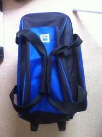 Brunswick Tenpin double roller bag & balls