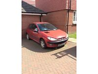 Peugeot 206 SPARES AND REPAIRS ONLY