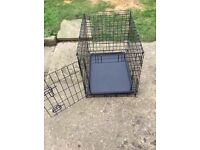 Dog Crate suitable for Cocker Spaniel.