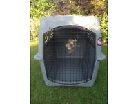 DOG Crate / kennel, plastic, Petco make, large, airline approved