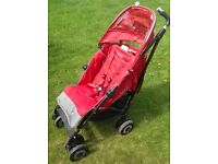 Maclaren Red buggy