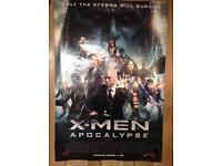 X men cinema poster