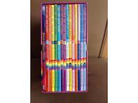 Rainbow Magic Books 1 - 14 plus DVD