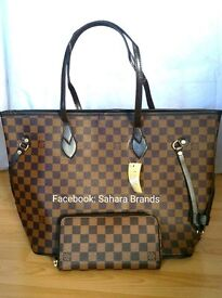 Ladies Lv neverfull speedy a Louis Vuitton handbag £45