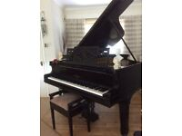 Beautiful CHAPPEL grand boudoir Piano for sale. This is a classic 70 year old Piano .