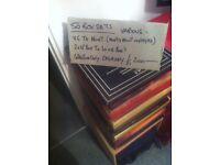 JOB LOT OF 50 RECORD BOXSETS