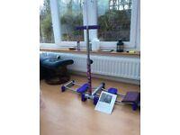 Leg Master exercise platform