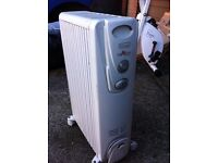 oil filled radiator electric