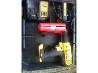 Dewalt 18v xr li-ion fantastic condition