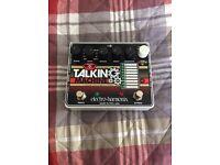 Electro Harmonix Talking Machine Guitar Pedal