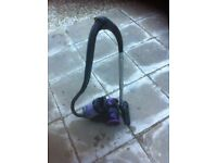 Sainsbury Bagless Vacuum Cleaner with Pets Brush 1400W