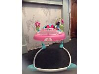 Minnie Mouse Baby Walker new unboxed