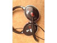 Xbox 360 gaming headphones