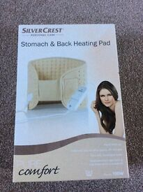 BRAND NEW Stomach and Back Heating Pad - Extra Soft pad for Pain Removal