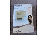 BRAND NEW Still in box Stomach and Back Heating Pad - Extra Soft pad for Pain Removal