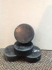 Hockey Pucks $0.50 each