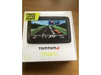 New Still Sealed Tomtom 25 Satnav