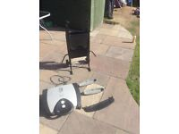 Babarbeque grilling machine