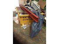 """Steel beam / RSJ 3m x 6"""""""