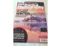 NEW Practical Photography Magazine January /February 2018 ( 2 for £2 )