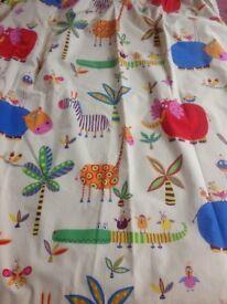 Nursery/ childs room curtains.