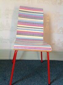 Beautiful habitat child's chair