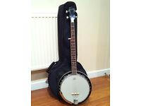 Barnes & Mullins 5 String Banjo
