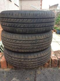 160/65 R14 tyres