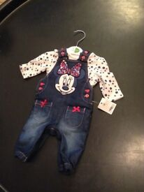 BRAND NEW MINNIE MOUSE OUTFIT