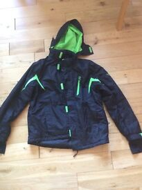 Mens ski jacket with free salopettes if wanted