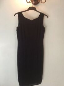 FRANK USHER DRESS. SIZE 12. NEVER WORN. COST OVER £100!!!