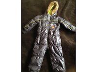 John Rocha waterproof kids suit age 3-4