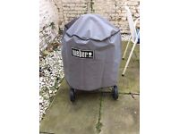Weber Compact 47cm Charcoal Barbeque Grill