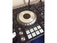 Pioneer DDJ SZ DJ Controller