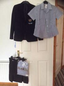 Girls School uniform for Upper 6th form for Laurelhill Community College Lisburn