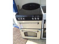 Leisure 60cm cream electric cooker. £349 RRP £549 new/graded 12 month Gtee