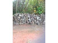 Granite corbals various sizes